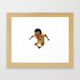 Cuautemiña Framed Art Print