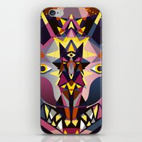 wolves iPhone & iPod Skins featuring Wolves by youareconstance
