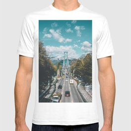 Lions Gate Bridge T-shirt