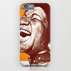 Aretha Franklin iPhone 6s Slim Case
