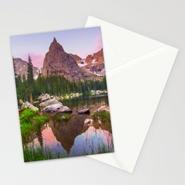 Lone Eagle Peak Stationery Cards