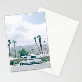 California Camper Stationery Cards