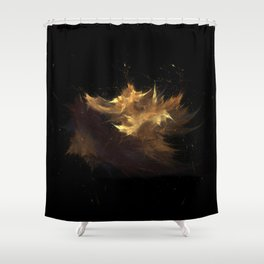 The Spice Shower Curtain