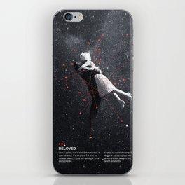 Beloved iPhone Skin
