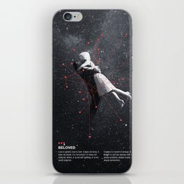 Beloved iPhone Skin