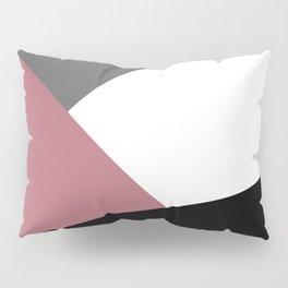 Elegant geometric design Pillow Sham