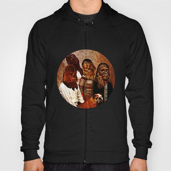 Wookiee Family Portrait  |  Star Wars Hoody