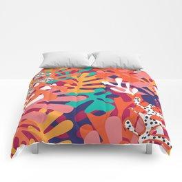 Matisse Pattern 006 Comforters