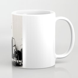Gun Wavin, New Haven Coffee Mug