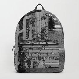 Empress Trellis Sketched  Backpack