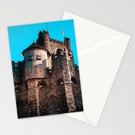 Gravensteen Ghent Castle Stationery Cards