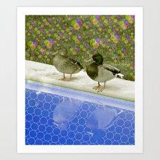 duckz Art Print