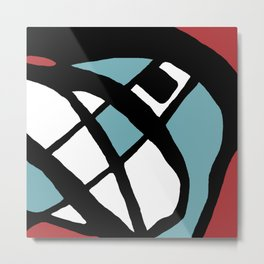 Abstract Painting Design - 2 Metal Print