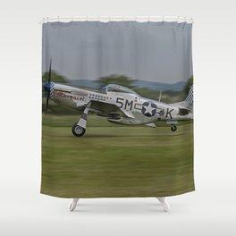 L'il Margaret Lift Off Shower Curtain