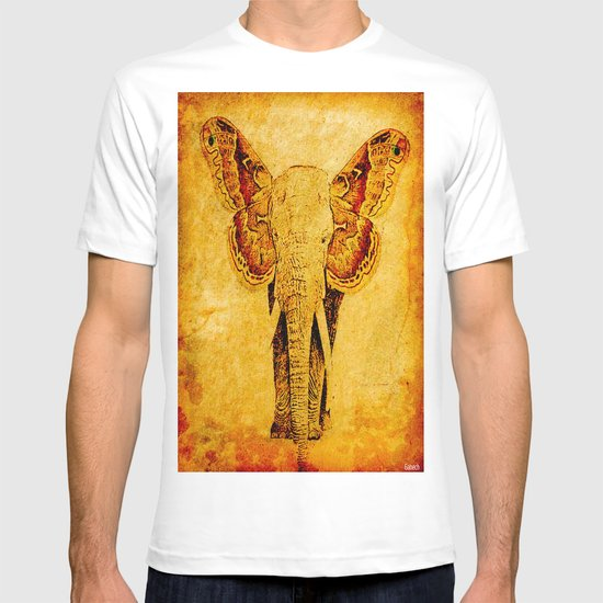 The elephant who wanted to be a butterfly T-shirt