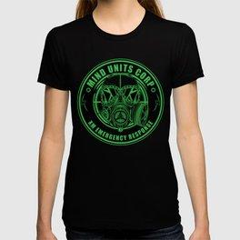 Mind Units Corp - XM Emergency Response Enlightened Edition T-shirt