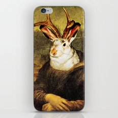 Monalope iPhone & iPod Skin