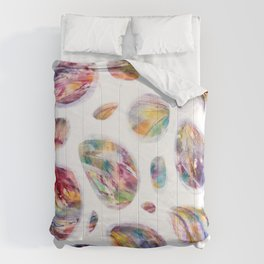 'No clear view 10' Comforters