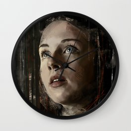 The Lure Wall Clock