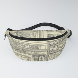 Architectural Elements Fanny Pack