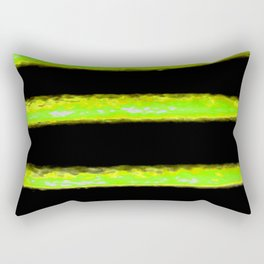 Fukushima Barricade Rectangular Pillow