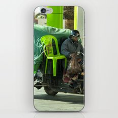 Come ride with me iPhone & iPod Skin