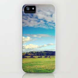 Upstate New York iPhone Case