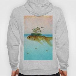 Goldfish Island II Hoody