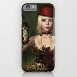 Surprise Call iPhone Case