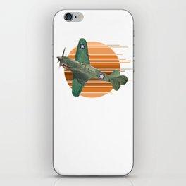 P-40 Warhawk iPhone Skin