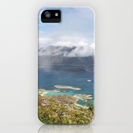 Lille Molla iPhone Case