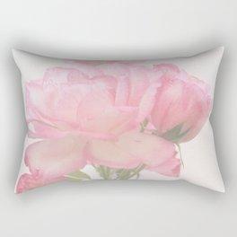 Gentleness - Soft Pink Rose #1 #decor #art #society6 Rectangular Pillow
