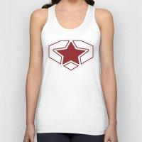superheroes Tank Tops featuring Superheroes! by EloisaD