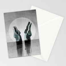Experimental - Strange Waters Stationery Cards