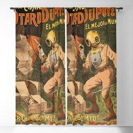 1910 Cognac Otard Dupuy Cornac Advertisement Poster Blackout Curtain
