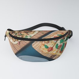 Pizza Slices (103) Fanny Pack