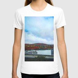 """Thayer Gate, West Point"" T-shirt"
