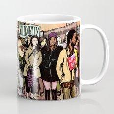 Love and Solidarity Mug