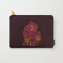 Michigan Camping - Autumn Carry-All Pouch