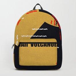 Hawaii Volcanoes National Park Backpack
