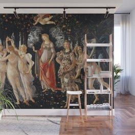 Sandro Botticelli - Spring (La Primavera) Wall Mural
