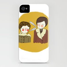 I Like You Maude iPhone (4, 4s) Slim Case