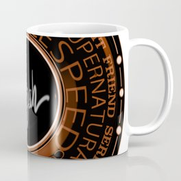 My name is Elijah Coffee Mug