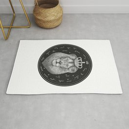 Zodiac sign Leo Rug