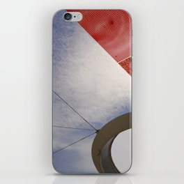 sky abstract iPhone Skin