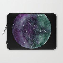 Trust the Universe Black Laptop Sleeve