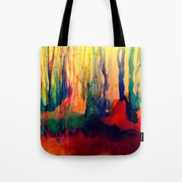 Forests and Dreams  Tote Bag