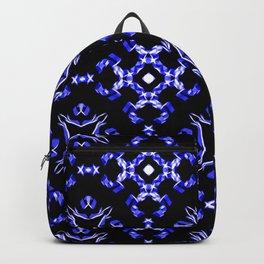 Blue Bandana Pattern Backpack
