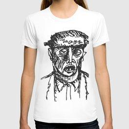 Fwankenstime's Monster T-shirt