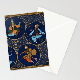 Amino Acid Horoscope Stationery Cards